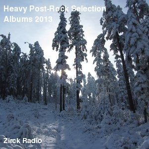 Heavy Post-Rock Selection Albums 2013